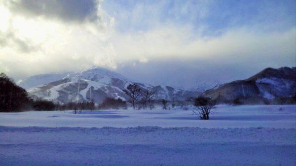 新潟県火打 スキー場