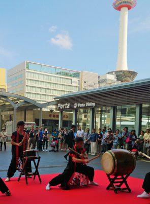 京都 太鼓