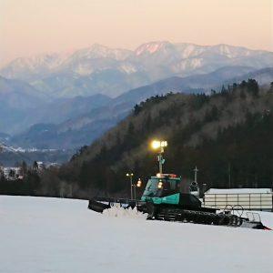 滑りにくい雪